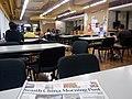 HKU 香港大學專業進修學院 Space 金鐘 Admiralty campus 統一中心 United Centre 6th Floor studyroom interior August 2017 Lnv2 03.jpg