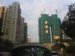 漆咸道北 昇御門, Chatham Road North, Kowloon City, Hong Kong