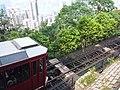HK 香港 VP 維多利亞山頂 Victoria Peak Tram 白加道 Barker Road stop April 2020 SSG 12.jpg