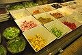HK Central 怡和大廈 Jardine House shop Market Place by Jasons supermarket June 2018 IX2 Salad bar vegetable.jpg