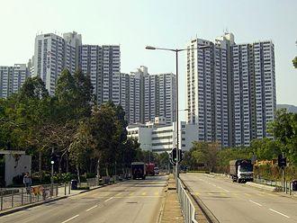Public housing estates in Tai Po - Fu Shin Estate