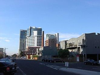 Nonda Katsalidis - Image: HM@S Lonsdale, Port Melbourne