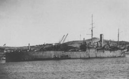 Ark Royal in 1914