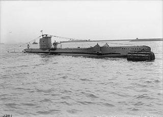 HMS <i>Unique</i> (N95)