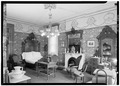 HOLSTEIN'S BEDROOM FROM SOUTH - James Whitcomb Riley House, 528 Lockerbie Street, Indianapolis, Marion County, IN HABS IND,49-IND,8-15.tif