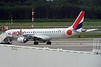 F-HBLE - E190 - Air France
