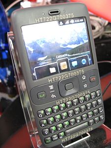 Prorotipo de celular Android original