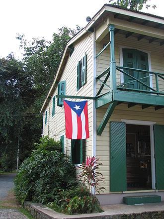 Maricao, Puerto Rico - Hacienda Juanita