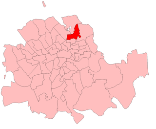 Hackney Central (UK Parliament constituency) Parliamentary constituency in the United Kingdom
