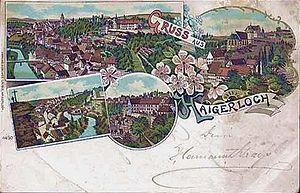 Haigerloch - Haigerloch 1898