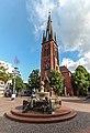 Haltern am See, St.-Sixtus-Kirche und Marktbrunnen -- 2013 -- 0209.jpg