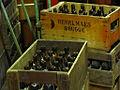 Halve Mann Bottles, Bruges.jpg