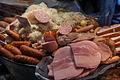 Ham, sausages, and sauerkraut (8438312938).jpg