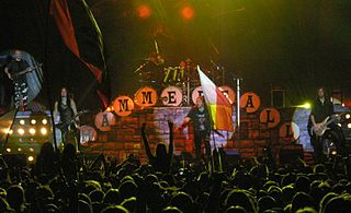 HammerFall discography discography