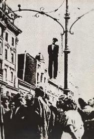 Hanging in Belgrade 17 august 1941