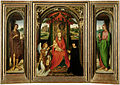 Hans Memling - Small Triptych of St. John the Baptist - Google Art Project.jpg