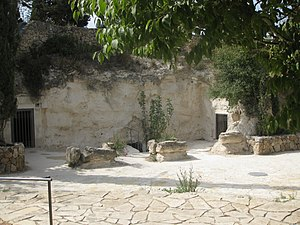 Cave of Nicanor - Cave of Nicanor