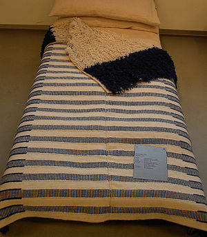 Rya (rug) - A rya blanket