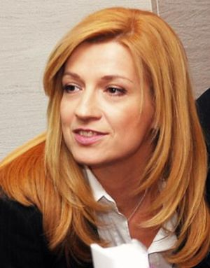 OTO Award for TV Host – News - Image: Hargasova May 9, 2011 3
