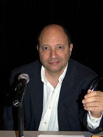 Harold Augenbraum - Augenbraum at the 2010 Brooklyn Book Festival.