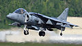 Harrier hovering a few feet above the runway breaking everyones ear drums! (4852005336).jpg