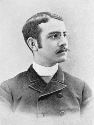 Harrison Henry Atwood - Image: Harrison Henry Atwood cir. 1894