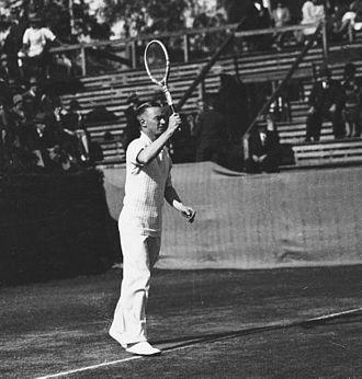 Harry Hopman - Harry Hopman in Brisbane in 1931