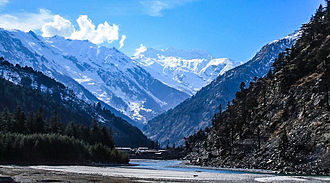 Harsil - Harshil valley