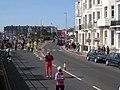 Hastings Half Marathon, Marina, St Leonards - geograph.org.uk - 1204828.jpg