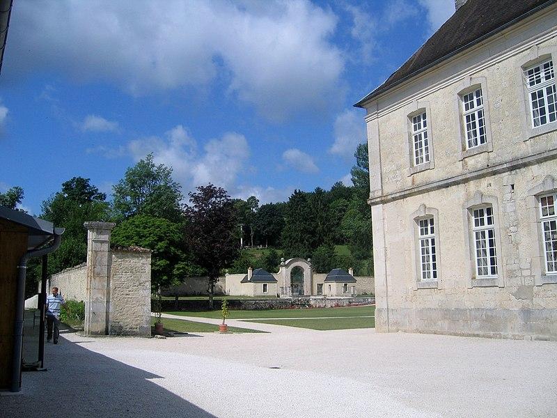 Haute-Marne Auberive Abbaye