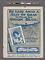 He laid away a suit of gray, to wear the Union blue (NYPL Hades-1926898-1955464).jpg