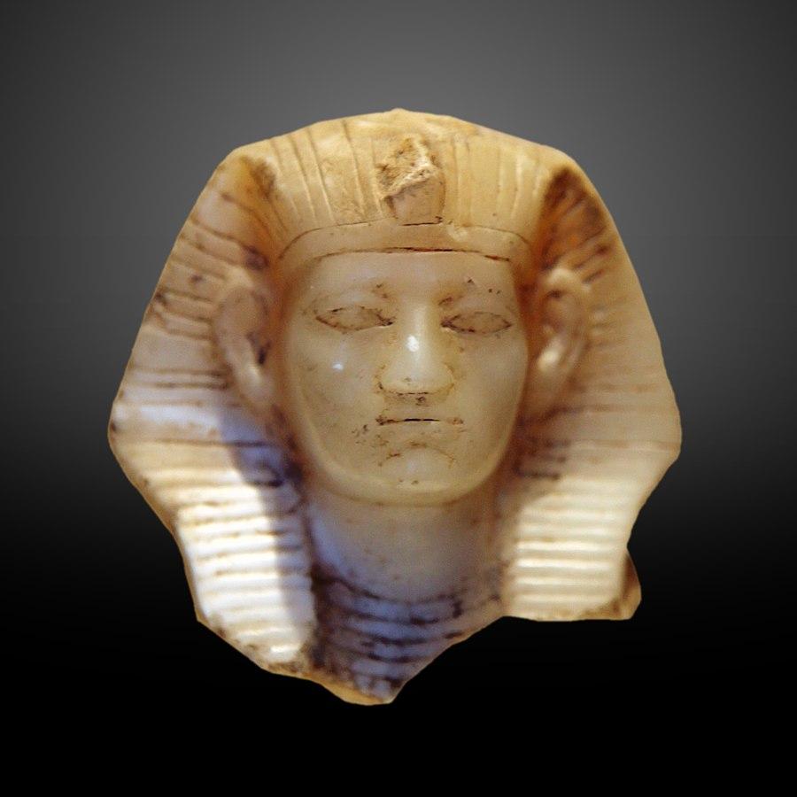 Head of Amenemhat III-E 10938