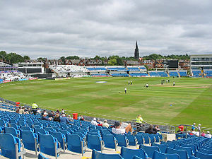 2003 NatWest Series - Image: Headingley Cricket Ground geograph.org.uk 60635