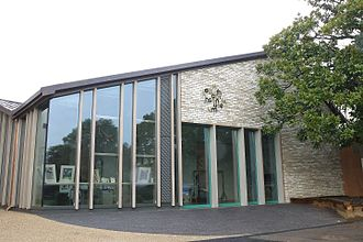 Heath Robinson Museum - Image: Heath Robinson Museum exterior 2 by Tom Fish