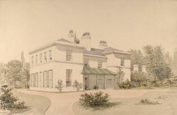 Heathfield Hall, Handsworth by Allen Edward Everitt