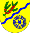 Coat of arms of Heidmühlen