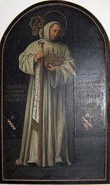 Heiligenkreuz.Bernard of Clervaux
