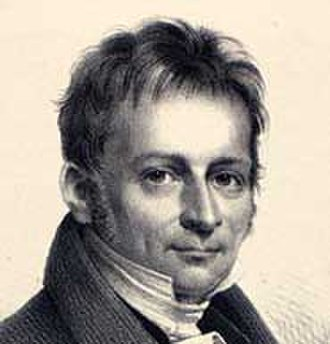 Danish Golden Age - Henrik Steffens (1773–1845) who lectured on German romanticism