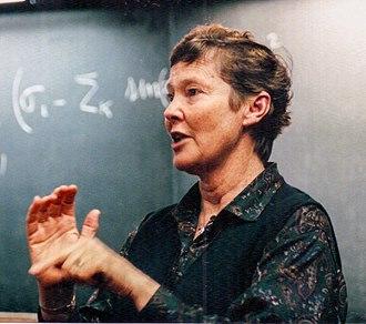 Helen Quinn - Helen Quinn Lectures at Dirac Medal Ceremony, 2000.