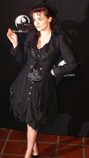 Bonham Carter at the 26th Santa Barbara International Film Festival in 2011 Helena Bonham Carter SBIFF Rush 2011.jpg