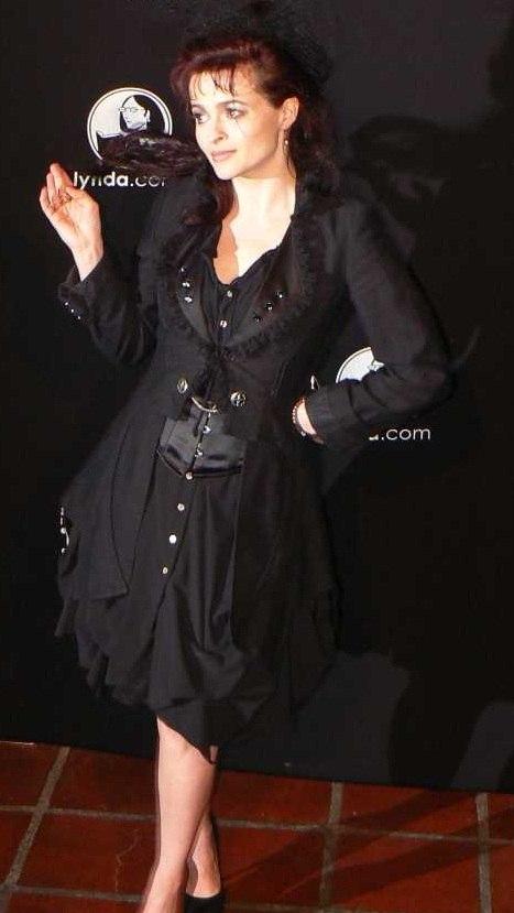 Helena Bonham Carter SBIFF Rush 2011