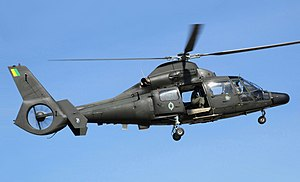 Eurocopter AS565 Panther - A Brazilian Army Panther
