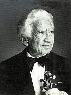 Henri Temianka American classical musician (1906-1992)