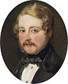 Henry Hervey Bruce, 3rd Baronet Bruce of Downhill, County Londonderry (1820-1909) by William Charles Ross (1794-1860).jpg