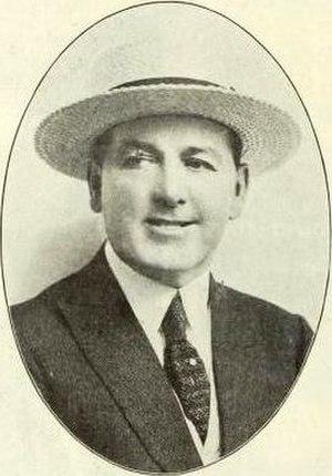 Henry MacRae - MacRae in 1921