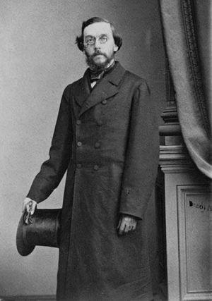 Henry Shelton Sanford - Henry S. Sanford in c. 1865