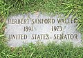 Herbert S. Walters grave.jpg