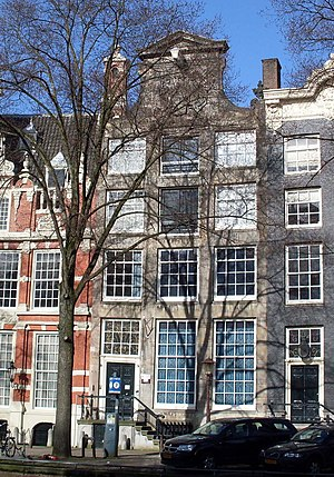 Philips Vingboons - Image: Herengracht 168