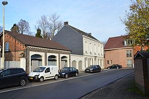 Zandhoven - Image: Herenhuis Dr. A Sniedersstraat 1 Zandhoven
