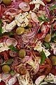 Heritage Tomato Mozzarella Salad Detail (4782983937).jpg